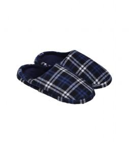 Zapatillas de casa 59090 azul