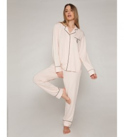 Pijama Night Soft maquillaje