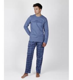 Pijama Uranusazul