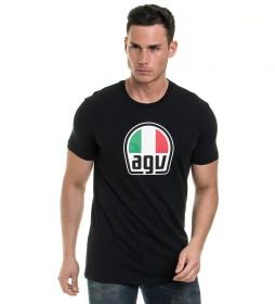 Agv Camiseta AGV negro