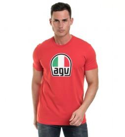 Agv AGV red shirt
