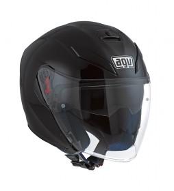 Agv Helmet K-5 Jet black matt