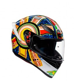Agv Casco integrale integrale K1 Graphics Dreamtime