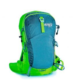 Altus Indo-green, gray backpack -18L / 675g-