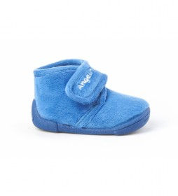 Zapatillas de casa 130 azul