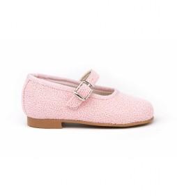 Calzado/Francesita Caviar rosa