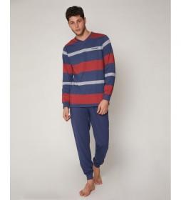 Pijama Flag marimo, multicolor