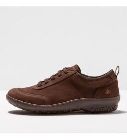 Zapatos de piel 1433  Antibes Marrón