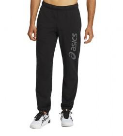 Pantalón Big Logo Sweat negro