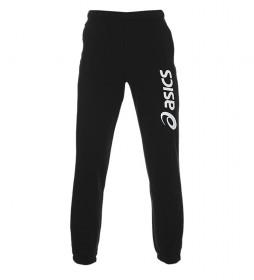 Pantalón Big Logo Sweat negro, blanco