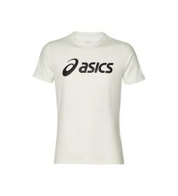 Camiseta Big Logo blanco