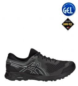 Asics Sonoma 4 GTX Gel per il trail running nero, grigio / 340g / 340g / Gore-Tex