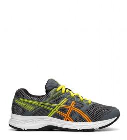 Asics Chaussures de course Gel Contend 5 GS gris / 209g
