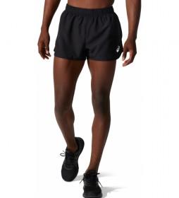 Shorts Core Split negro