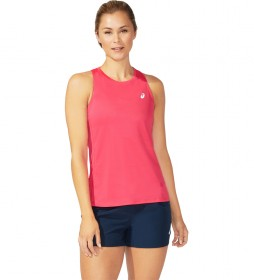 Camiseta Tank Core rosa