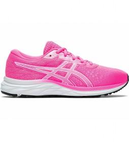 Zapatillas Running Gel-Excite 7 GS rosa