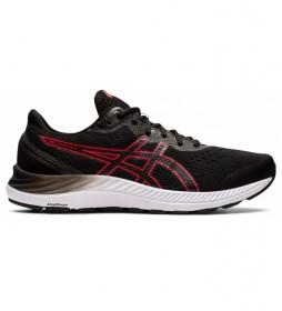 Zapatillas Gel-Excite 8 negro, rojo