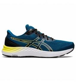 Zapatillas Gel-Excite 8 azul, amarillo