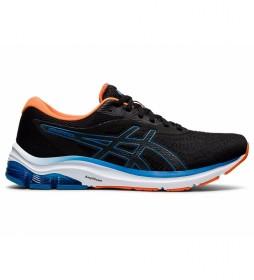 Zapatillas Gel Pulse12 negro, azul
