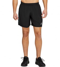 Shorts Icon 7in negro
