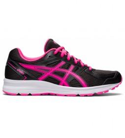 Zapatillas Jolt negro, rosa