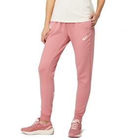 Pantalón Jogger Big Logo rosa