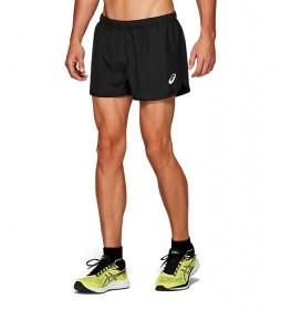 Shorts Silver Split negro
