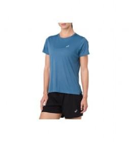 Camiseta Silver SS Top azul