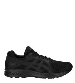 Asics Zapatillas de running Jolt 2 negro, gris / 295g