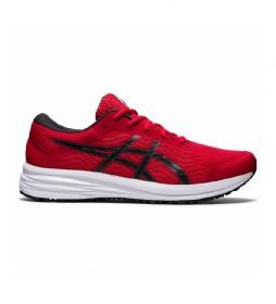 Zapatillas Patriot 12 rojo, gris