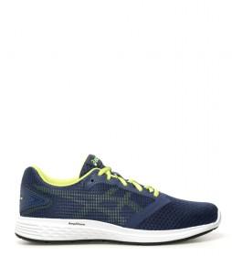 Asics Chaussures de course Patriot 10 bleu