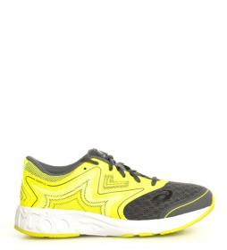 Asics Running Shoes Noosa Gs yellow, grey