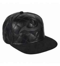 Gorra Visera Plana Batman negro