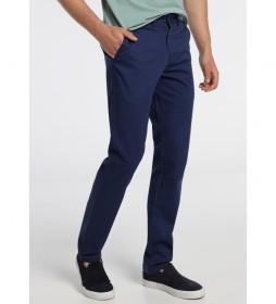 Pantalón Chino Confort Fit azul marino