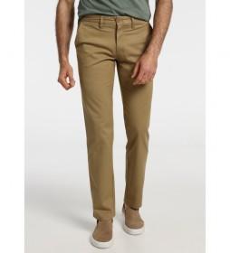 Pantalón Chino Confort Fit kaki