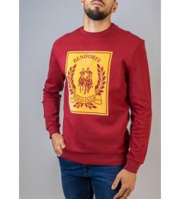 Jersey Print rojo
