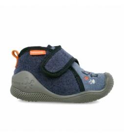 Zapatillas de casa 211161 marino