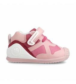 Zapatillas 211131 rosa