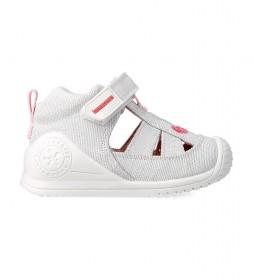 Zapatillas Cerezas 212213 blanco