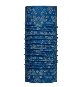 Buff Tubular protección solar Inugami / Trekking / azul / 38g / 24,5X53cm / UPF 20 / Coolmax / Insect Shield