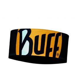 Buff Cinta protección Ultimate Logo running /negro / 9,4g /  24,5x53cm / UPF 50+ / Transpirable / Fastwick