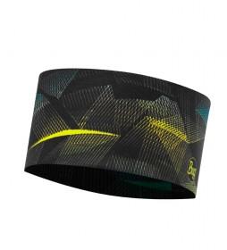 Buff Cinta protección solar Flash Logo running  / multicolor / 16g /  24,3x7,5x0,9cm / UPF 50+ / transpirable
