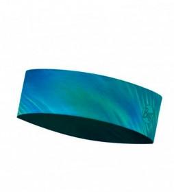 Buff Cinta Slim High UV Shining / running / multiactividad / turquesa / 9,10g / 23,7x5,5cm / transpirable