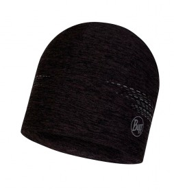 Buff Dryflx reflective cap black / 35g / UPF 50+ / UltraStretch