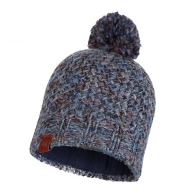 Buff Margo blue tricot and fleece hat / 108g