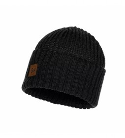 Buff Tricot hat 117845 dark grey