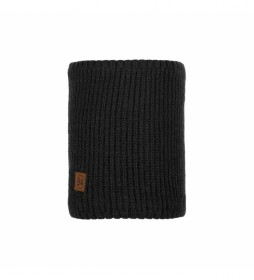 Buff Dark grey Tricot and Fleece Warmers