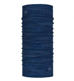 Buff Tubular Dryflx reflectante R-Blue -UPF +50-