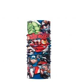 Buff Tubular multifuncional Original Junior Super Heroes Avengers Time Multi -UPF +50-
