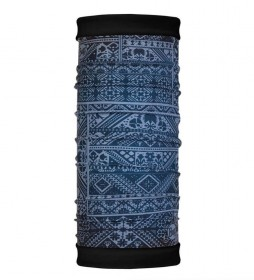 Buff Tubular multifuncional reversible polar Eskor Dark Denim -UPF +50-